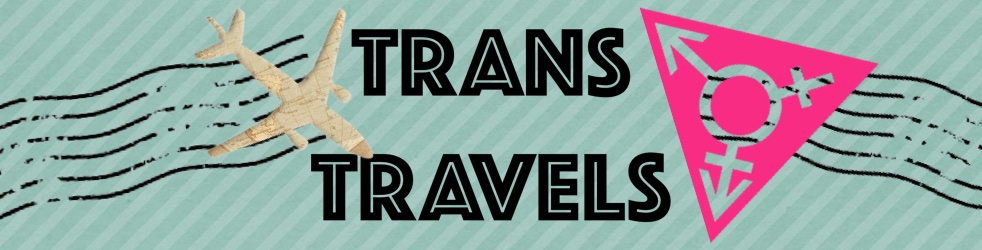 Trans Travels LGBT Logo